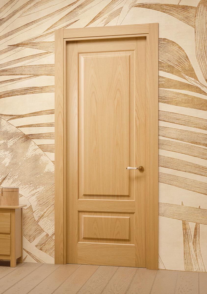 Straight Panel Doors